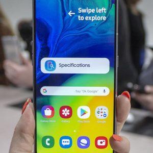 Samsung Galaxy A80 Ekran Değişimi