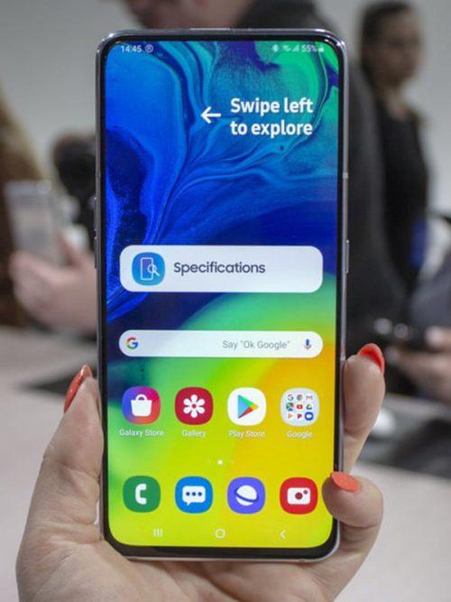 Samsung A80 Ekran Değişimi