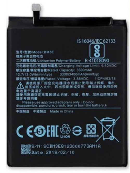 Xiaomi Mi 8 Pro Batarya Değişimi