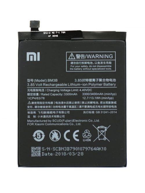Xiaomi Mi Mix 2 Batarya Değişimi