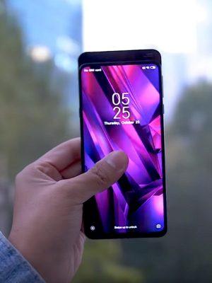 Xiaomi Mi Mix 3 ekran değişimi