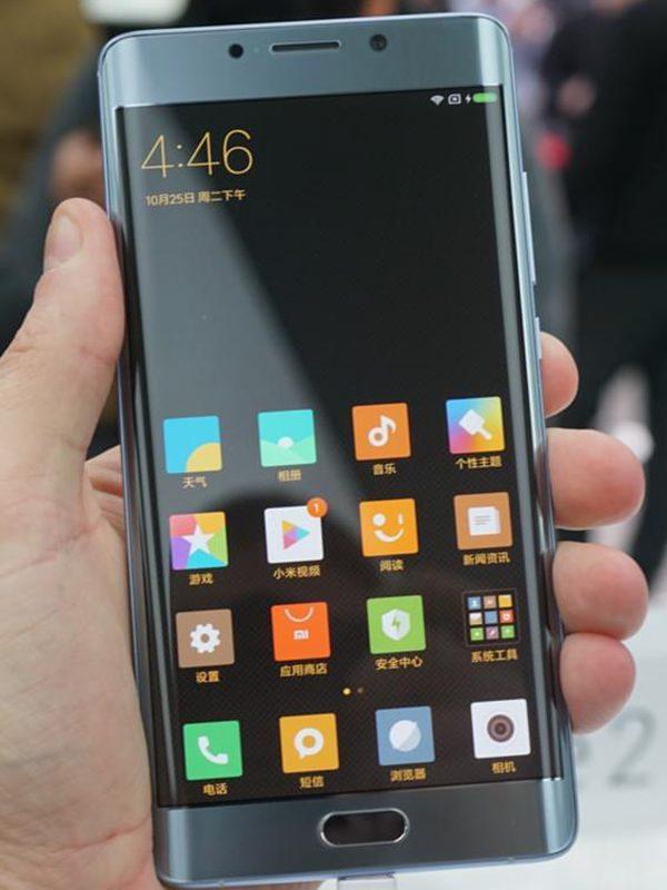 Xiaomi mi note 2 ekran değişimi