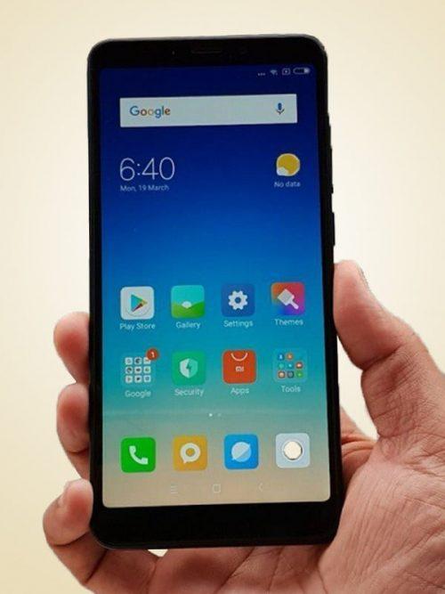 Xiaomi Redmi 5 Ekran Değişimi