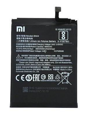 Xiaomi Redmi 5 Plus Batarya Değişimi