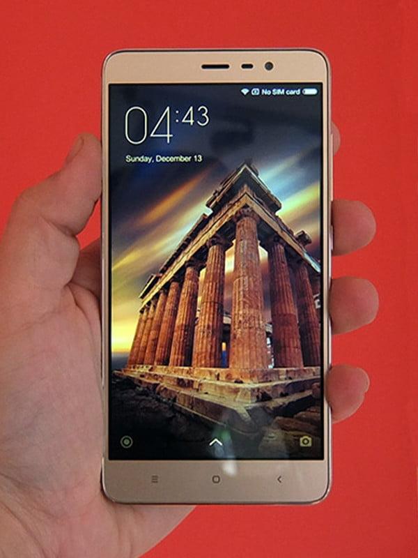 Xiaomi Redmi note 3 ekran değişimi