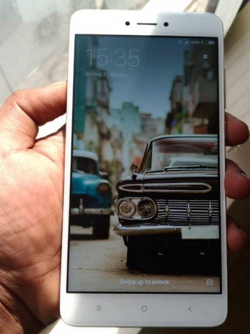 Xiaomi Redmi Note 4 Ekran Değişimi