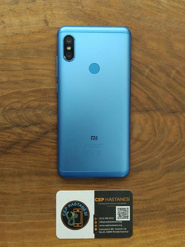 Xiaomi Redmi Note 6 Pro Ekran Değişimi Ücreti