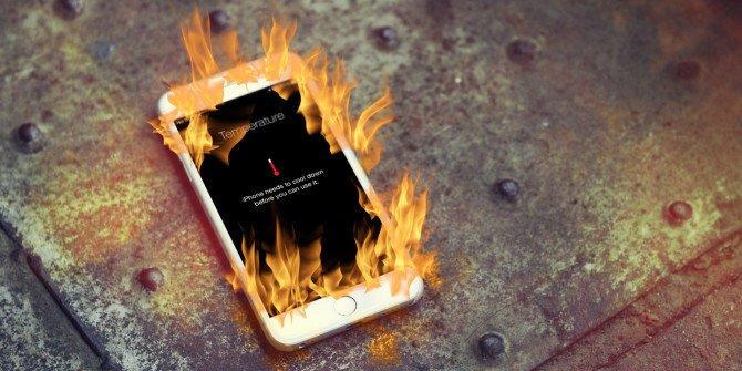 iPhone Pil Sorunu