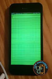 iPhone Yeşil Ekran Sorunu
