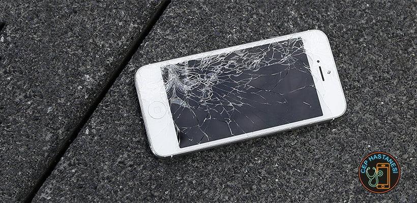 Telefon Yere Düştü Ses Var Görüntü Yok