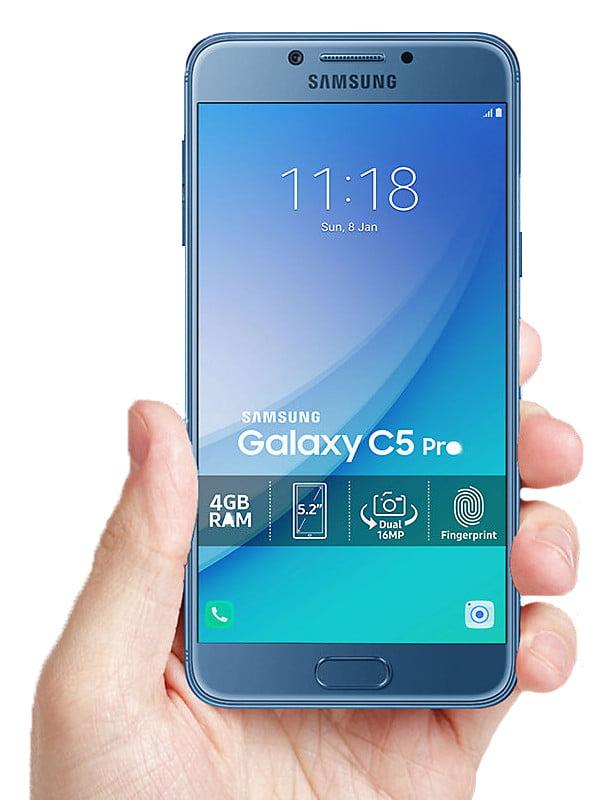 Samsung Galaxy C5 Pro Ekran Değişimi