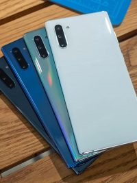 Samsung Galaxy Note 10 Arka Cam Değişimi