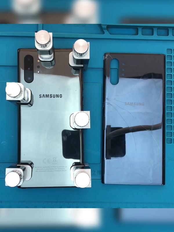 Samsung Note 10 Plus Arka Cam