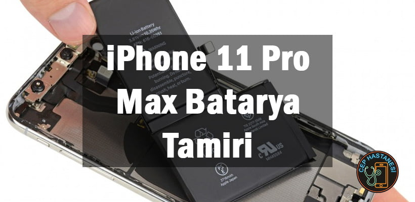 iPhone 11 pro max batarya degisimiiPhone 11 pro max batarya degisimi