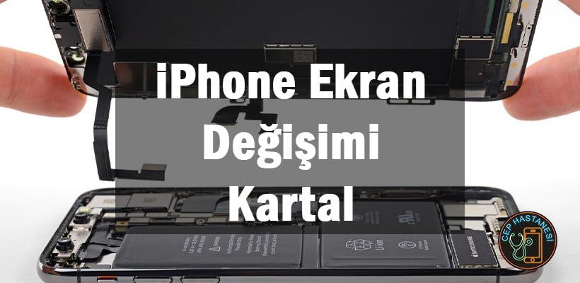 iPhone Ekran Değişimi Kartal