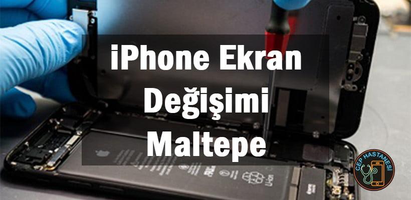 iPhone Ekran Değişimi Maltepe