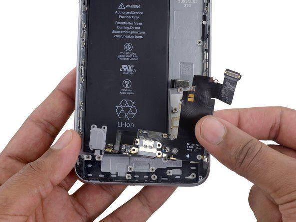 Apple iPhone Şarj Soketi Sorunu