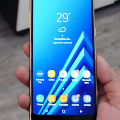 Samsung Galaxy A8 Plus Ekran Değişimi