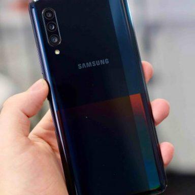 Samsung Galaxy A90 Arka Cam Değişimi