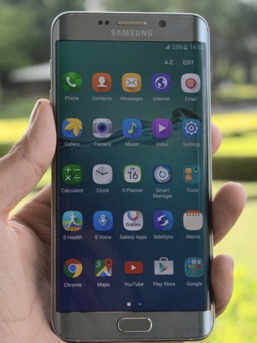 Samsung S6 Edge Plus Ekran Cam Değişimi