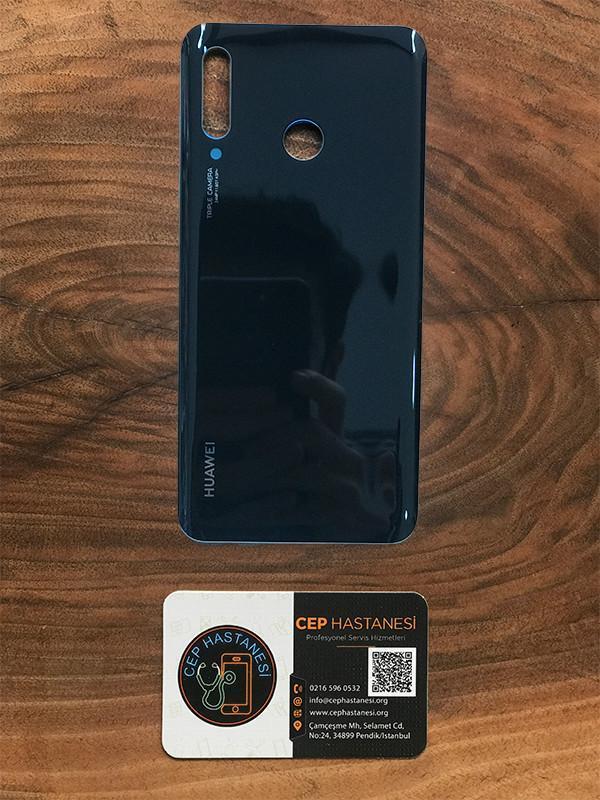 Huawei P30 Lite Arka Cam Değişimi siyah renk