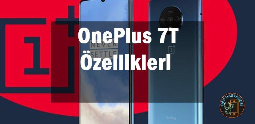 OnePlus 7T Özellikleri