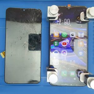 Oppo AX7 Ekran Değişimi