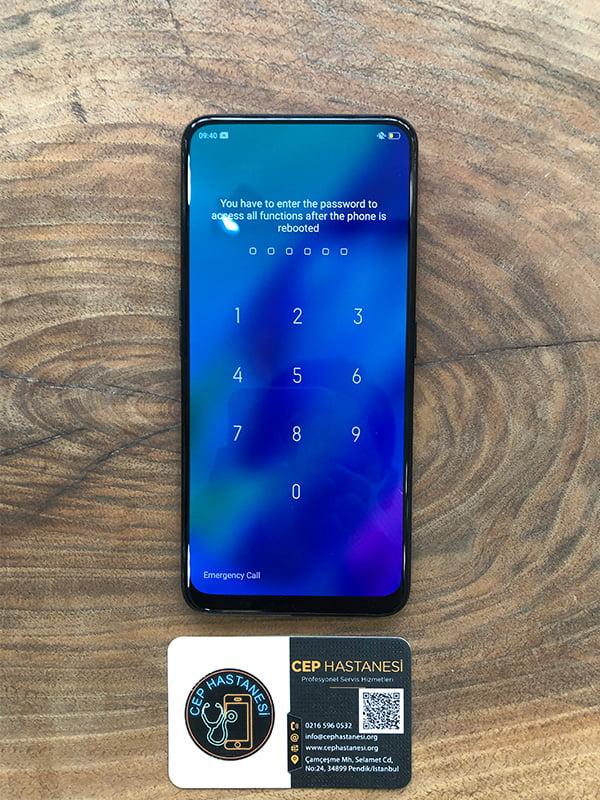oppo reno 2z ekran değişimi ücret