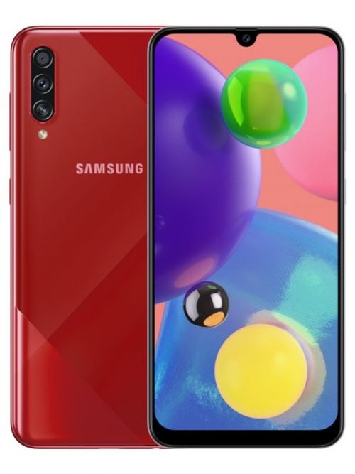 Samsung Galaxy A70s Ekran Değişimi