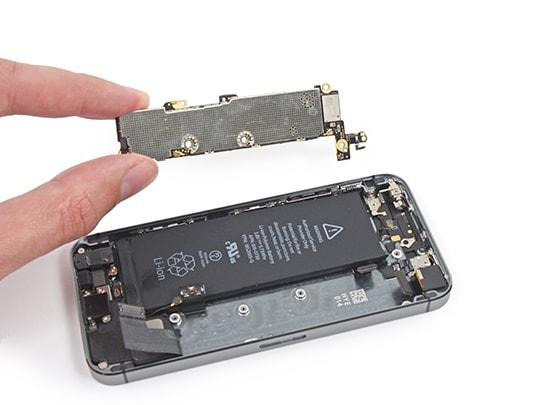 iPhone İşlemci ve Anakart