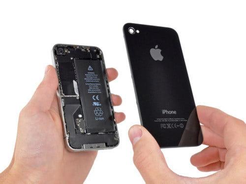 iPhone Kapağı-Kasası Nasıl Açılır