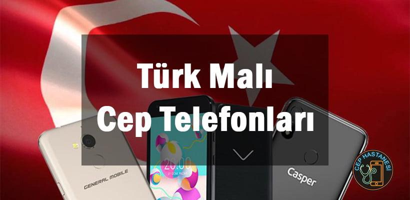 Türk Malı Cep Telefonları