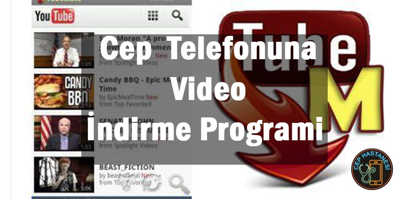 Cep Telefonuna Video İndirme Programi