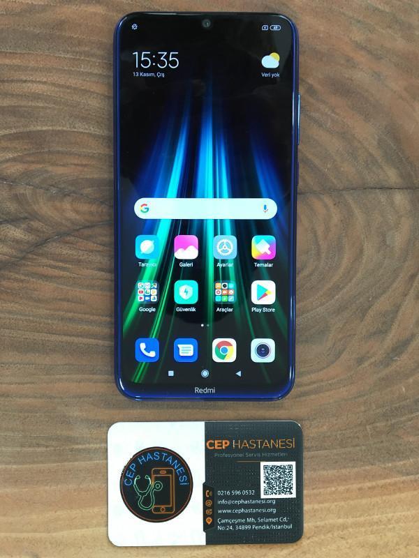 Xiaomi Redmi Note 8 Ekran Değişimi