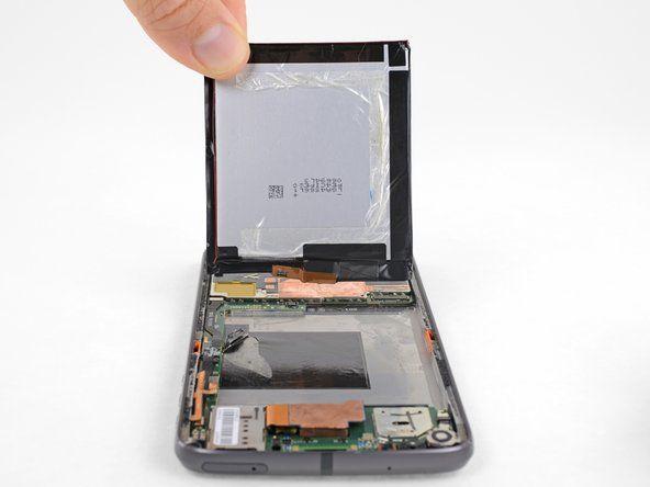 Lenovo Moto Z Batarya Değişimi