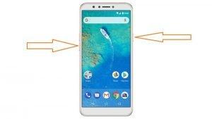 General Mobile Ekran Görüntüsü Alma