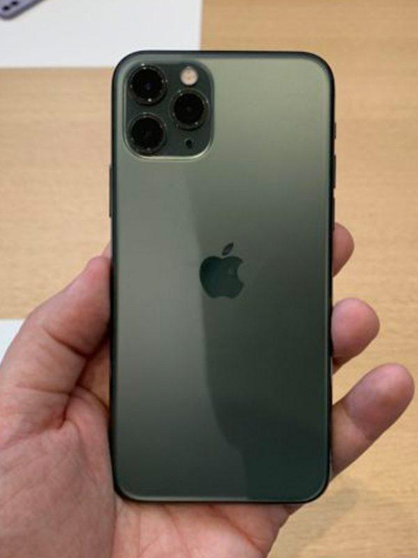iPhone 11 Pro Arka Cam Değişimi