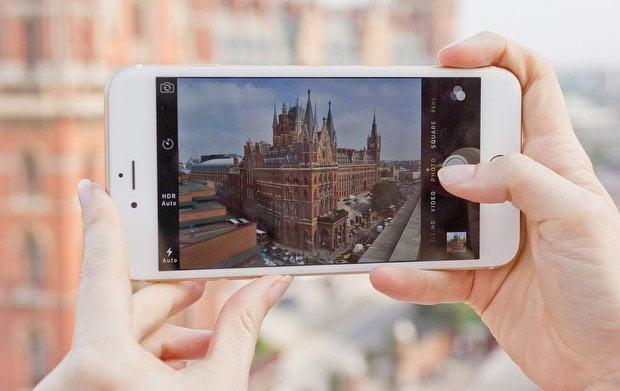iPhone 6s Ön Kamera Kaç Mp