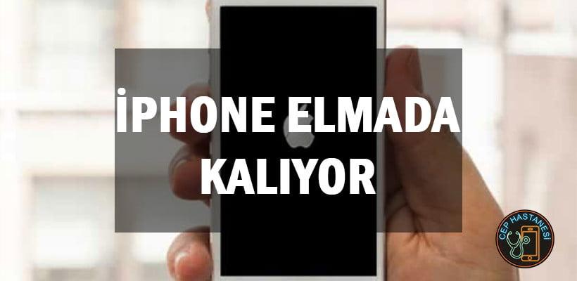 iPhone Elmada Kalıyor