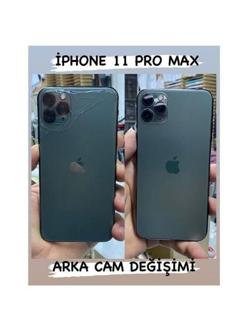 iPhone 11 Pro Max Arka Cam