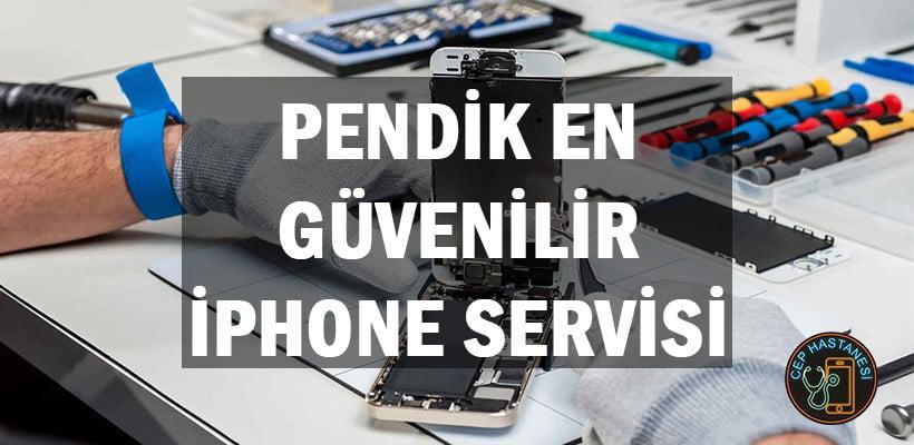 Pendik En Güvenilir iPhone Servisi
