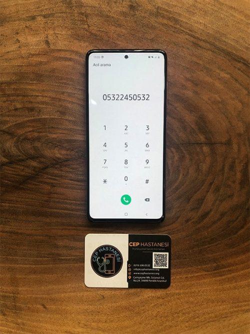 Samsung Galaxy A51 Ekran Değişimi