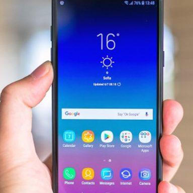samsung galaxy a6 ekran değişimi