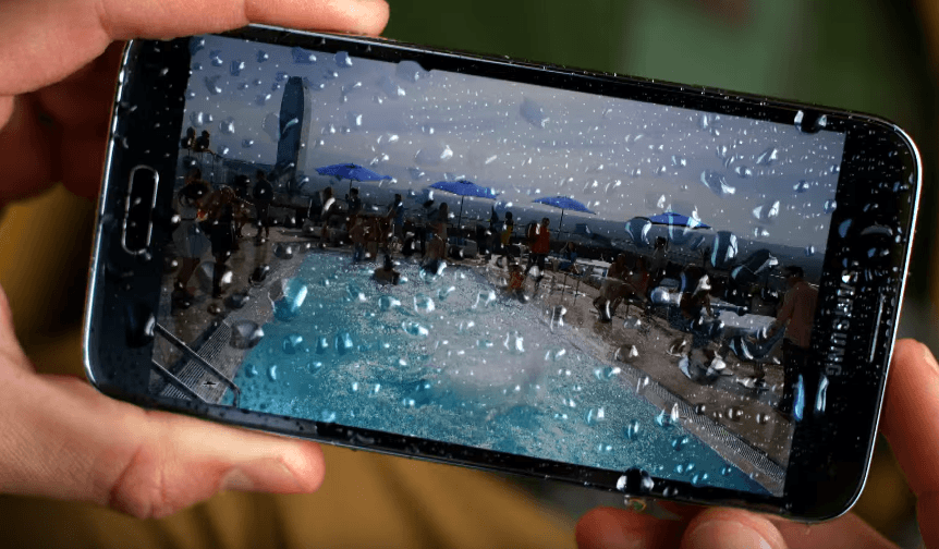 Samsung Hoparlöre Su Kaçtı