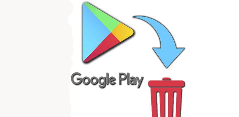 Telefonda Play Store Silinmesi