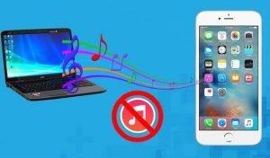 iTunes Kullanmadan iPhone'a Müzik Atma