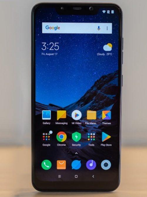Xiaomi Pocophone F1 Ekran Değişimi