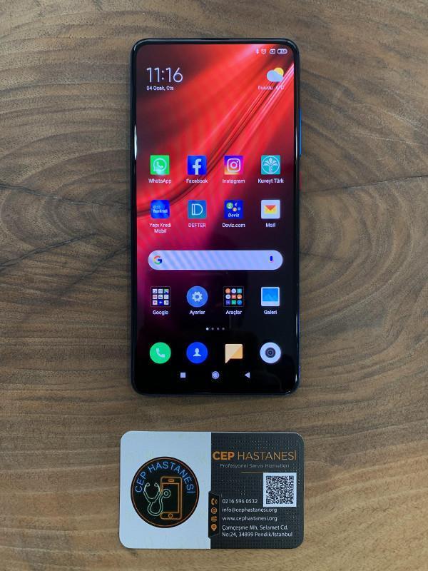 Xiaomi Redmi K20 Ekran Değişimi