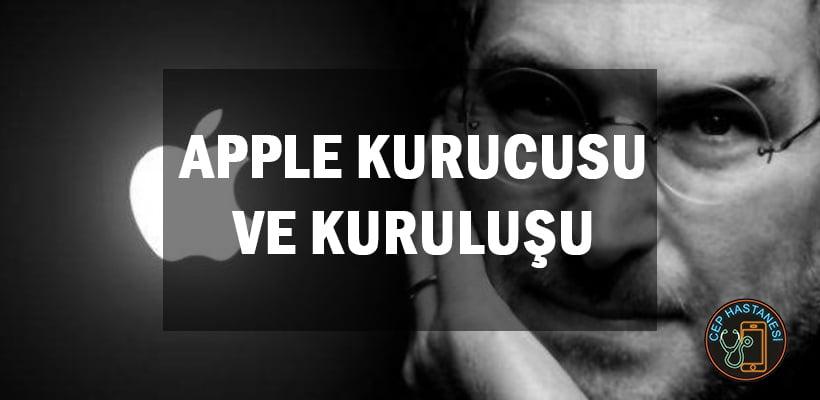 Apple Kurucusu Ve Kuruluşu