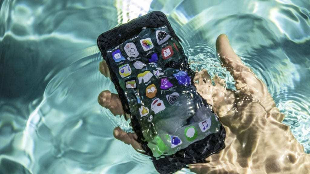 iPhone 7 Su Kaçması